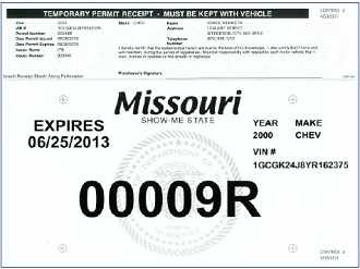 Renew plates mo best plate 2018 for Do you need a license for a motorized bicycle